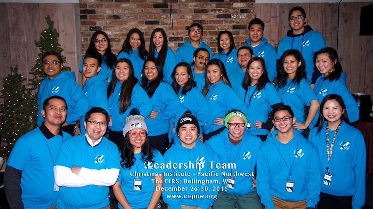 CI Leadership Team 2015